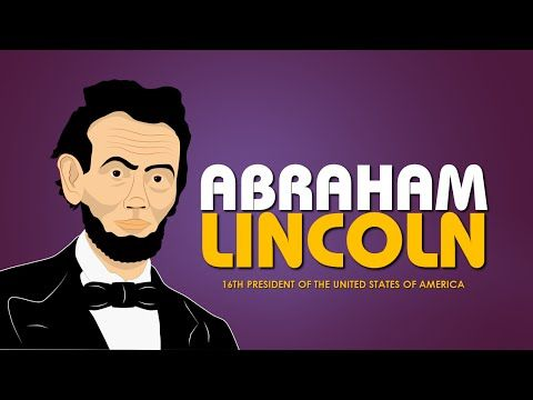 Abraham Lincoln Biography (History for Kids) Educational Videos for Students Cartoon Network - YouTube