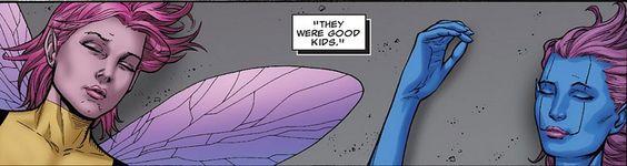 Pixie and Transonic | Uncanny X-Men #7