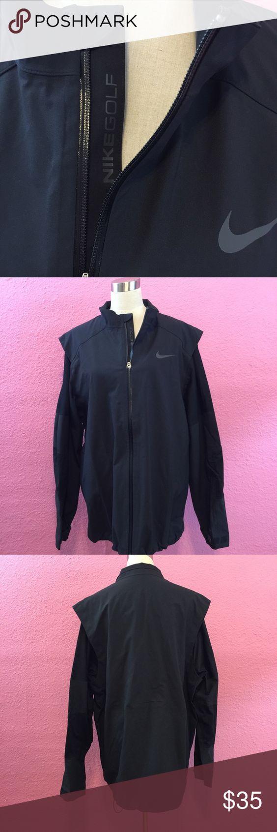 Nike golf Jacket.  Men's. Storm fit Nike golf Jacket.  Men's. Storm fit Nike Jackets & Coats Performance Jackets