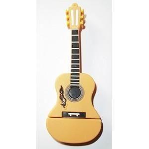 Clé USB Guitare classique 8go - Capacité : 8 Go Matériau : silicone Compatible…