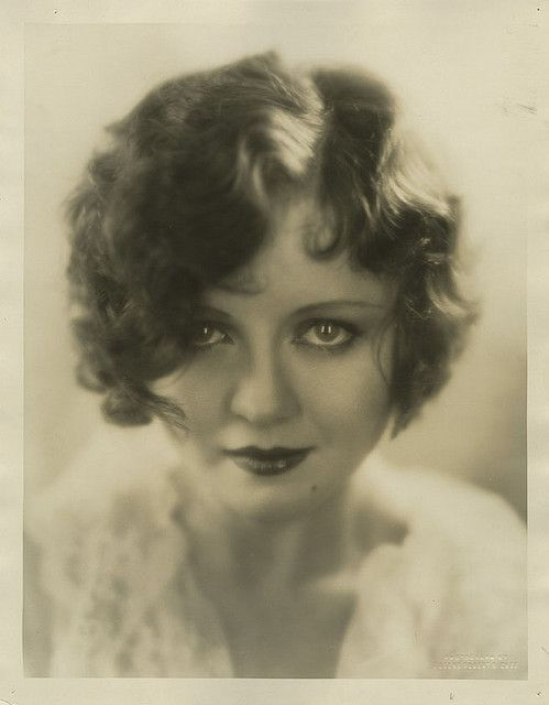Nancy CARROLL (1903-1965) [] IRISH connection: American actress, born in New York City of Irish parents. She was christened Ann Veronica Lahiff, which is a name I've heard before here in Ireland, though it's not that common. Amusingly, some sources spell it as 'LaHiff' as if it's French or something!