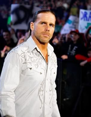 Shawn Michaels will always be my favorite