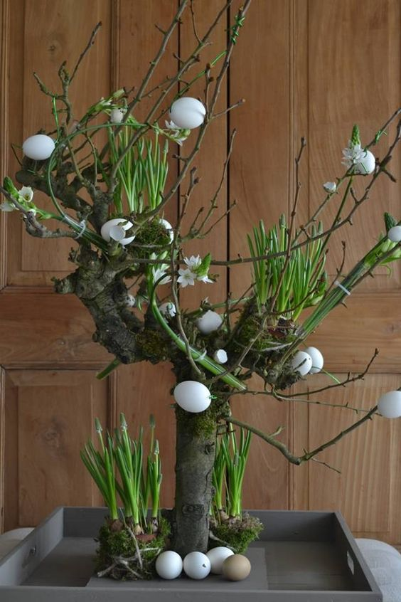 Branches de Pâques: