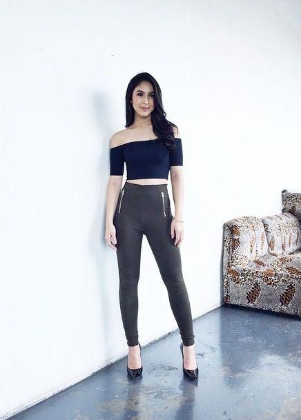 Julia Barretto Fashion In Filipino Ways Pinterest