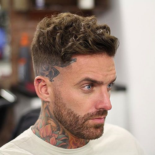 39 Best Curly Hairstyles Haircuts For Men 2020 Styles Mens Haircuts Short Mens Haircuts Fade Haircuts For Men