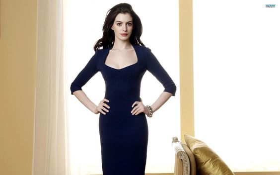 Anne Hathaway - Imgur