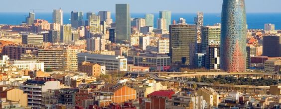 Vacaciones por España hoy Barcelona 2/8 (vídeo)