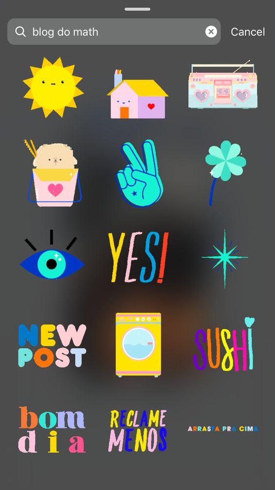 #stories #storiesinstagram #instagram #instagramstories #gifs #gifsfofos #blog #blogdomath #cute #fofo #2020