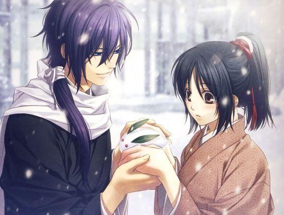Saito y Chizuru