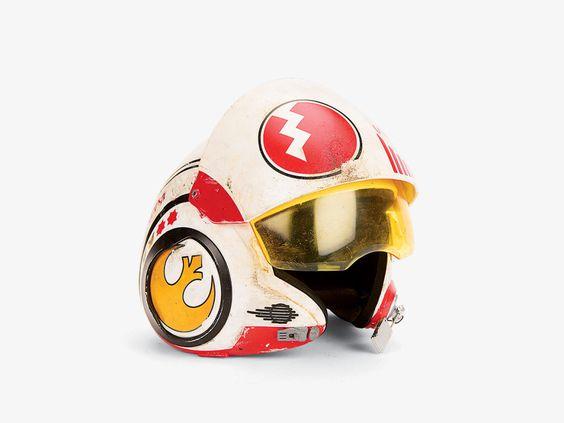 X-Wing pilot helmet Episode VII