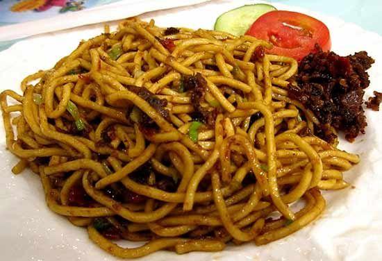 Resep Mie Cakalang Goreng Resep Makanan Resep Makanan