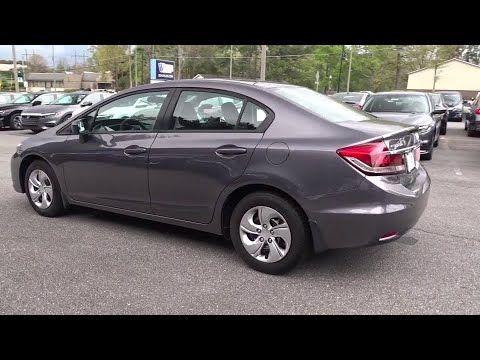 2015 Honda Civic Sedan Marietta Atlanta Roswell Woodstock Kennesaw Ga G51577 Https Www Youtube Com Watch Honda Civic Honda Civic Sedan 2015 Honda Civic