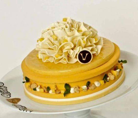 Stunning Dessert made by Robin Hoedjes