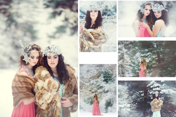 Ice Princesses {Utah Portrait Photographer} » wish-photo.com
