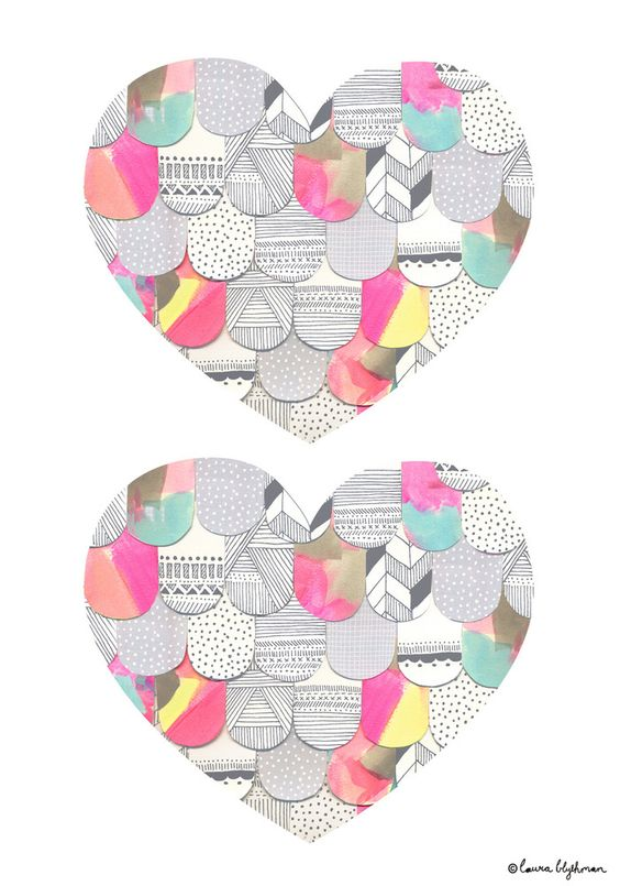 Image of Limited Edition Print // Double Love - Laura Blythman