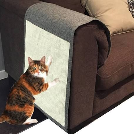How To Repair Scratches On Leather Furniture Pet Furniture Covers Pet Furniture Cat Scratcher