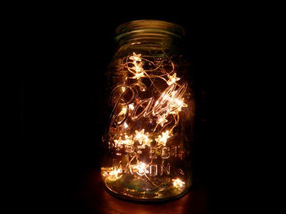 wide glitterandmasonjars 19 twinkle twinkle little star twinkle lights. Black Bedroom Furniture Sets. Home Design Ideas