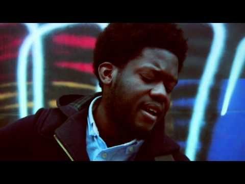 "Michael Kiwanuka - ""Lasan"" (live from Brussels). Fantastic!"