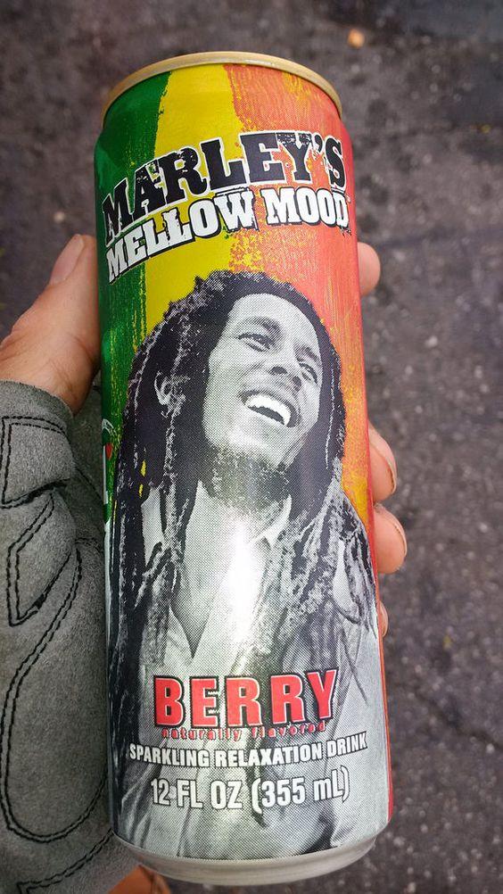 Bob Marley Relaxation Drink