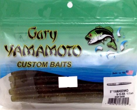 "salted soft stick baits are a ""go-to"" bait for many anglers, Soft Baits"