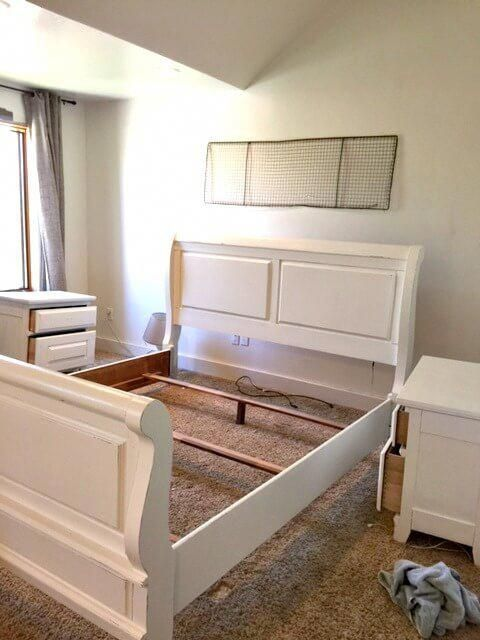 Painting And Distressing Furniture 101 Remodelingfurniture Bedroom Furniture Makeover Diy Furniture Bedroom Farmhouse Bedroom Furniture