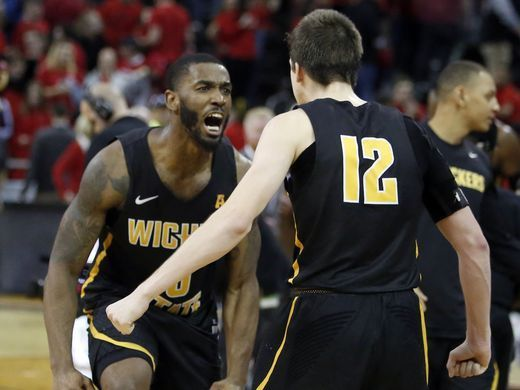 Middle Tennessee Notre Dame Among The 7 Biggest Ncaa Tournament Snubs On Selection Sunday Wsu Basketball Basketball Shorts Girls Wichita State