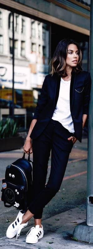 Well Suited / Fashion By VivaLuxury: