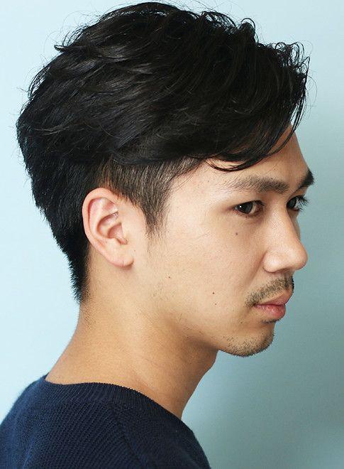 メンズアダルトショート 髪型メンズ 男性 髪型 ショート 男性の髪