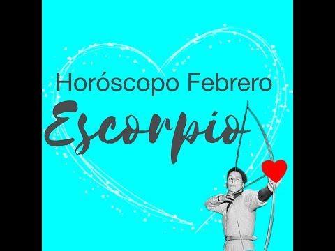 Escorpio El Destino Tiene Un Gran Regalo Para Ti Predicción Amor Febrero 2020 Horoscopo Y Tarot Youtube Neon Signs Neon Signs