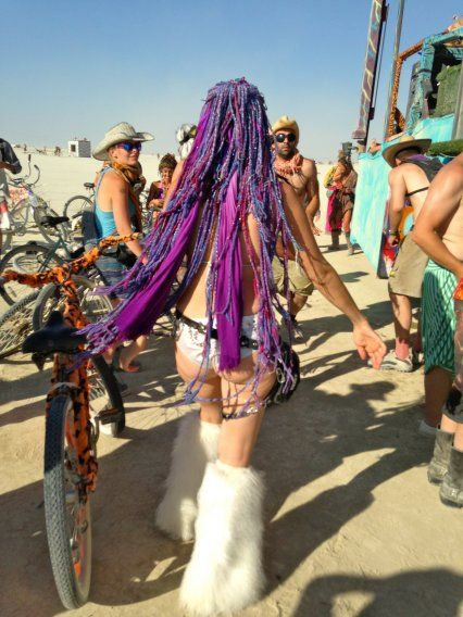 The Craziest Costumes At Burning Man [PHOTOS]