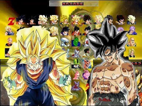 Dragon Ball Z Ultimate M U G E N Download Con Imagenes Moises