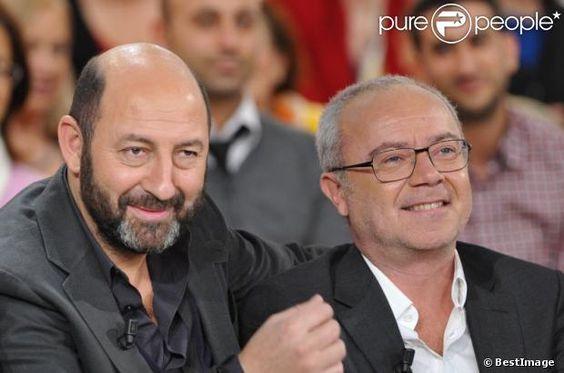 Kad Merad et Olivier Baroux