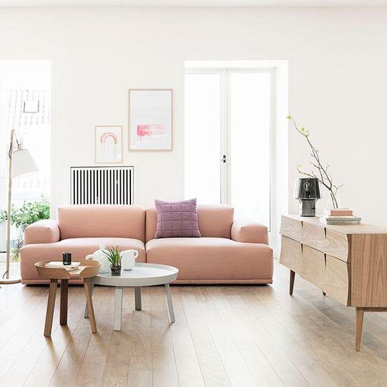 Wooden floors, wooden furniture: