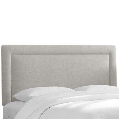Skyline Furniture Napa Upholstered Headboard U0026 Reviews | Wayfair