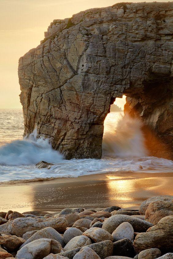 Quiberon Peninsula // France