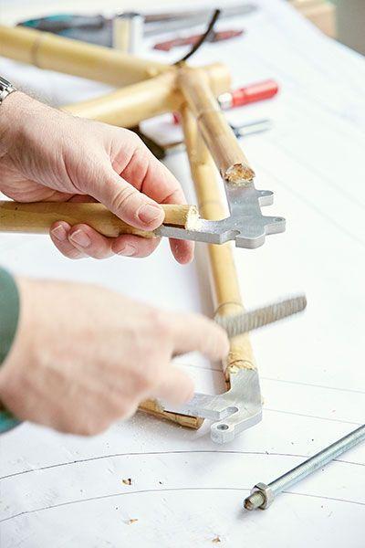 Schrauben lernen vom Profi! Einfach zum Reparaturkurs anmelden. Oder Bambus-Bike…