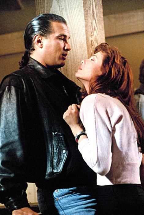 Steven seagal and kelly lebrock hard to kill steven - Dominic seagal ...