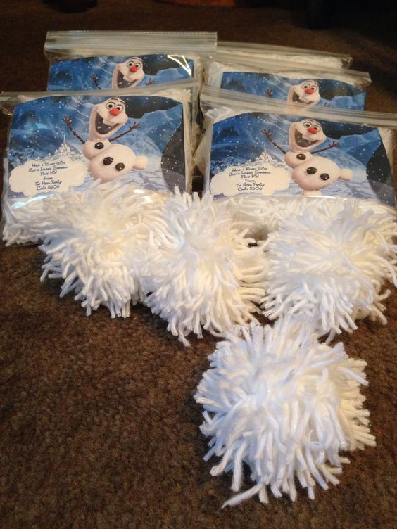 Olaf 39 s indoor snowball fight kit snowball fights without for Fish extender ideas