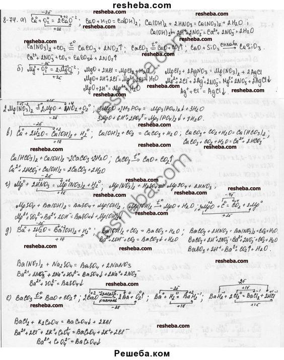 Найти готовые домашние задания по химии е.е.минченков, л.с.зазнобина, т.в.смирнова