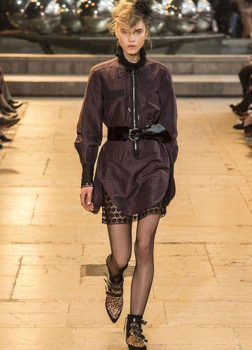 Isabel Marant: Fashion Week Paris 2016