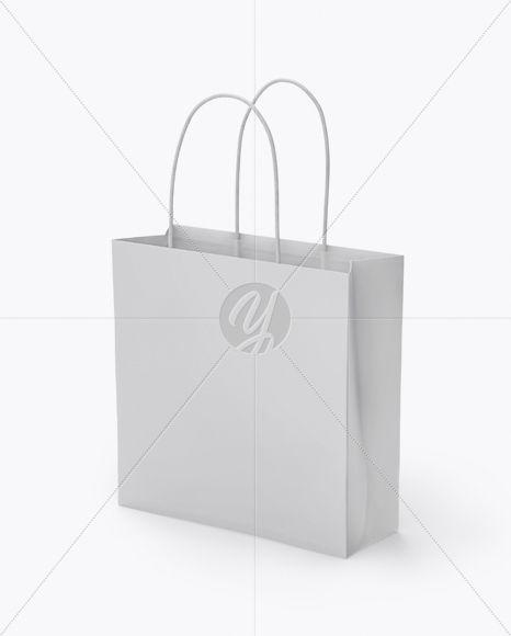 Download Square Matte Paper Bag Mockup Half Side View In Bag Sack Mockups On Yellow Images Object Mockups Bag Mockup Mockup Free Psd Psd Template Free