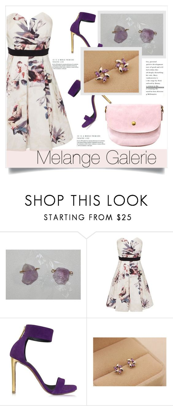 """Melange Galerie 4"" by amra-mak ❤ liked on Polyvore featuring Little Mistress, Roberto Cavalli and MelangeGalerie"