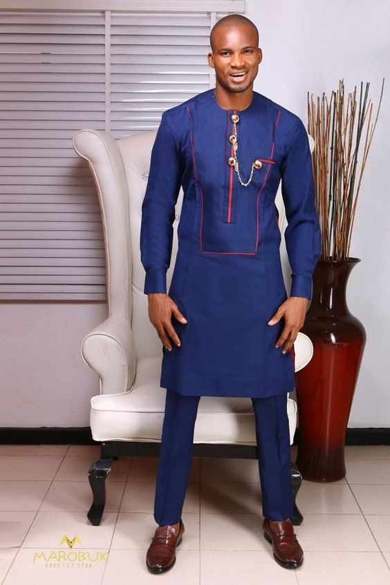 Ankara Styles For Men – 2021 Trends (Pictures)
