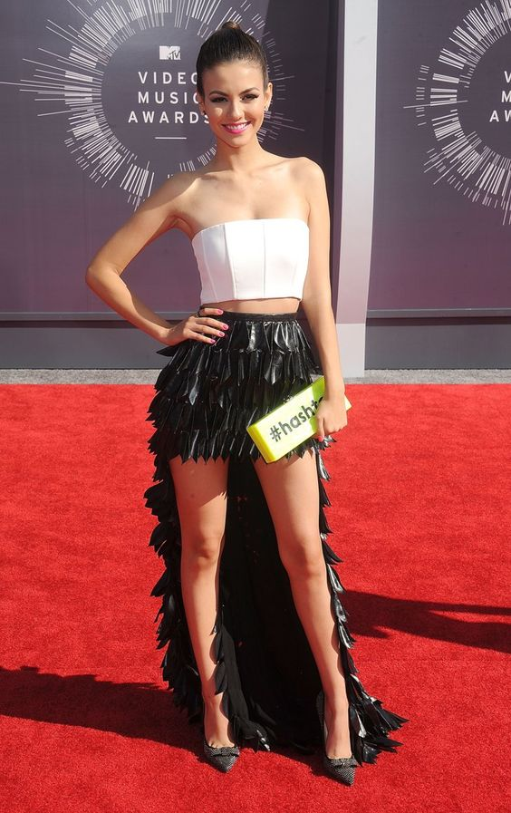 Pin for Later: Retour Sur L'évolution Hollywoodienne de Victoria Justice en 22 Photos 2014