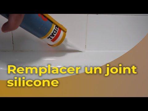 Remplacer Un Joint Silicone C Est Tres Facile Suivez Nos Conseils Youtube