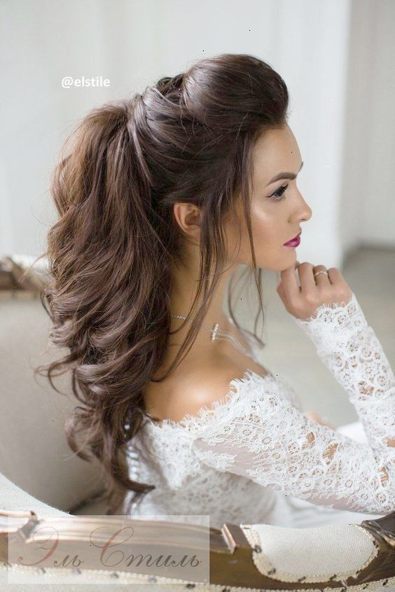Terrific Simple Wedding Hairstyles For Thin Hair Hair Styles Long Hair Styles Long Bridal Hair
