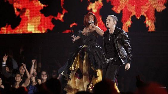 MTV Movie Awards: Eminem, Rihanna to Perform 'Monster'