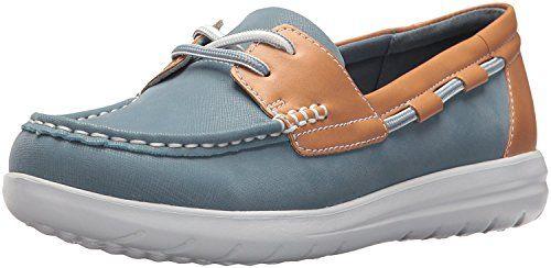 CLARKS Jocolin Vista Womens Boat Shoes
