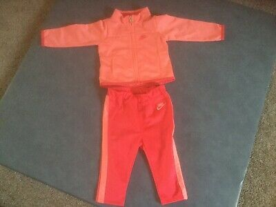 Advertisement Ebay Nike Infant Girls 6 9 Month Peach Pink