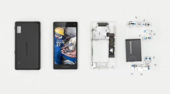 Telefonieren mit gutem Gewissen - Deutscher Umweltpreis fürs Fairphone - Deutschlandfunk